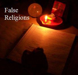 False Religions Patch
